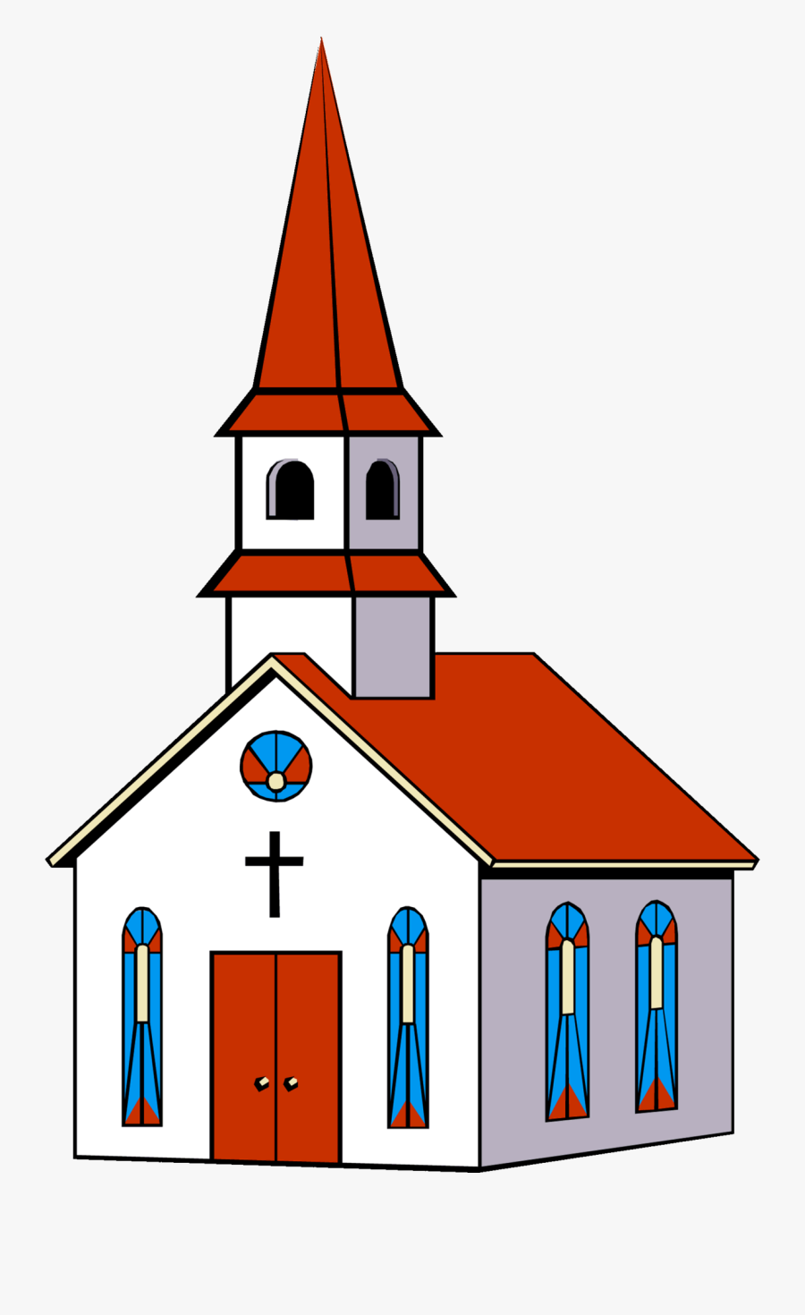 Church Clipart Png - Church Clipart , Free Transparent Clipart - ClipartKey