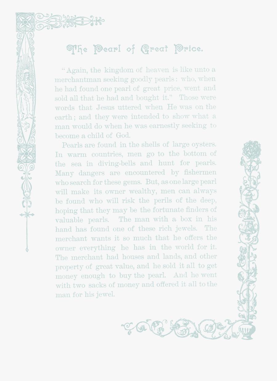Document, Transparent Clipart