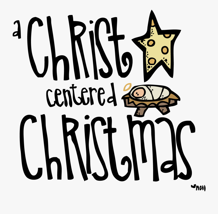 Christian Clipart Lds - Christ Centered Christmas Clip Art, Transparent Clipart