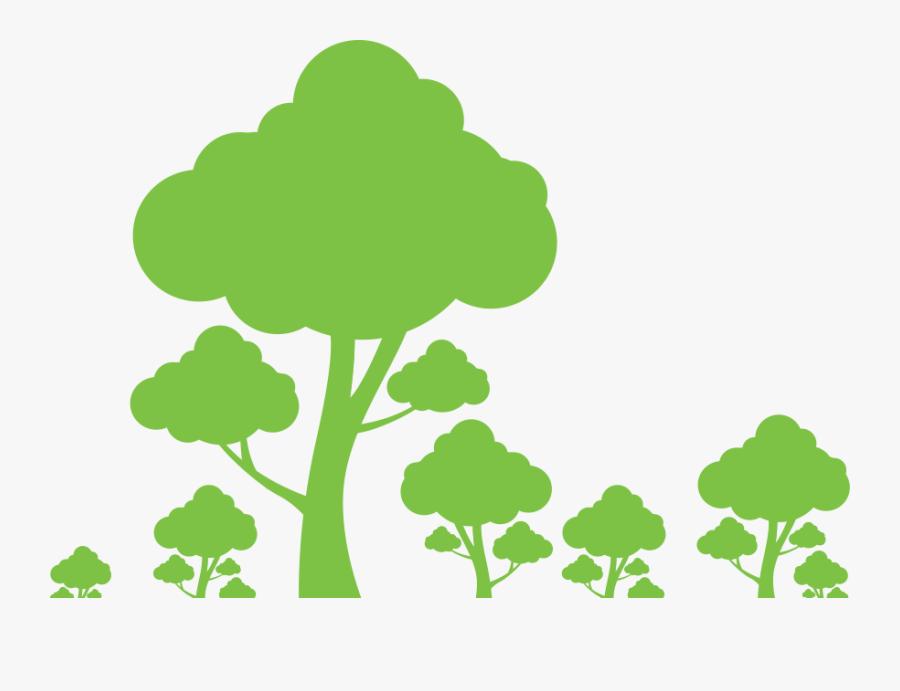 Green,leaf,plant,clip Art,tree,broccoli,leaf Vegetable,graphics,plant - Plant World Environment Day, Transparent Clipart