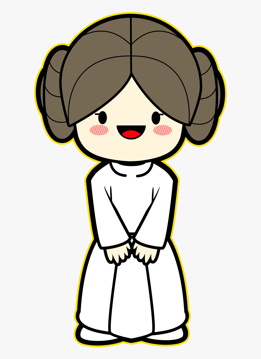 Personagens Star Wars Desenho Clipart Png Download Shade In