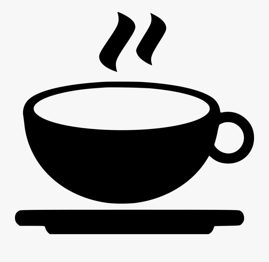 Transparent Coffee Shop Png - Coffee Shop Cafe Icon Png, Transparent Clipart