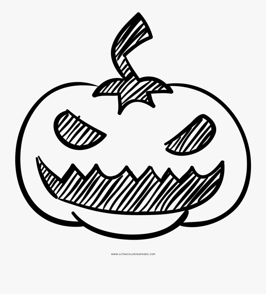 - Jack O Lantern Coloring Page , Free Transparent Clipart - ClipartKey