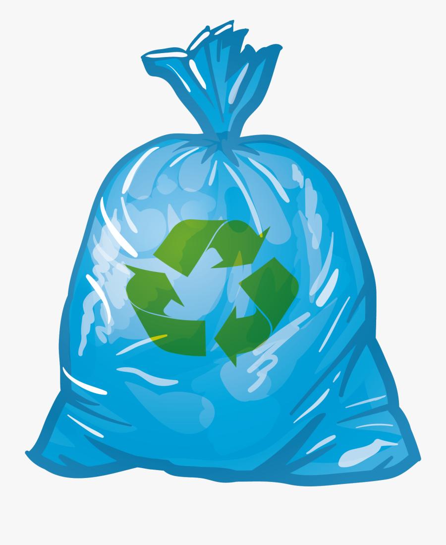 Plastic Bag Png - Plastic Bag Recycling Png, Transparent Clipart