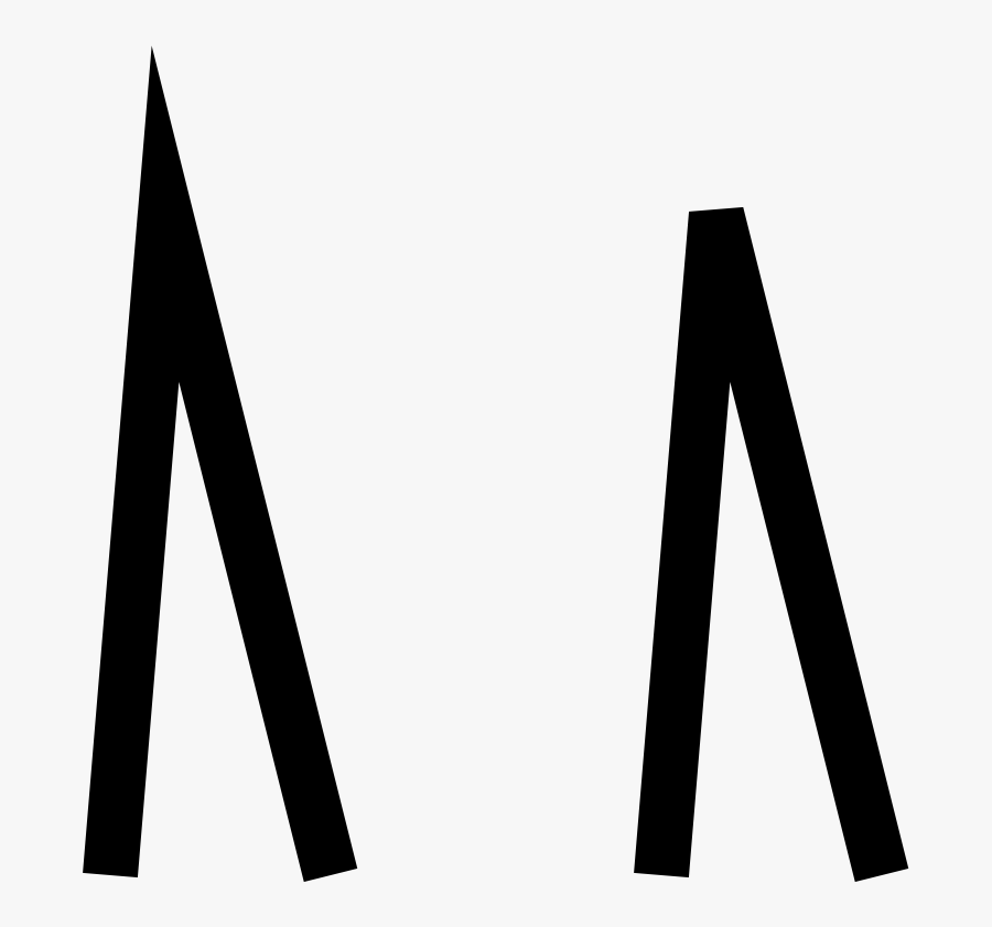 Triangle, Transparent Clipart