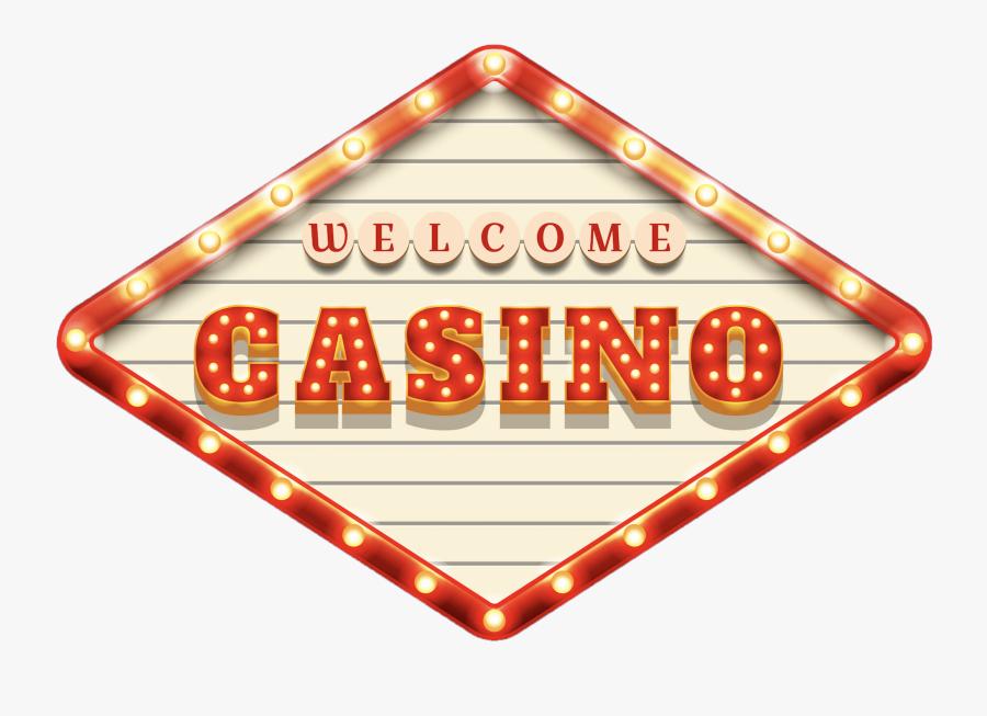 Transparent Casino Png - Welcome Casino Png, Transparent Clipart