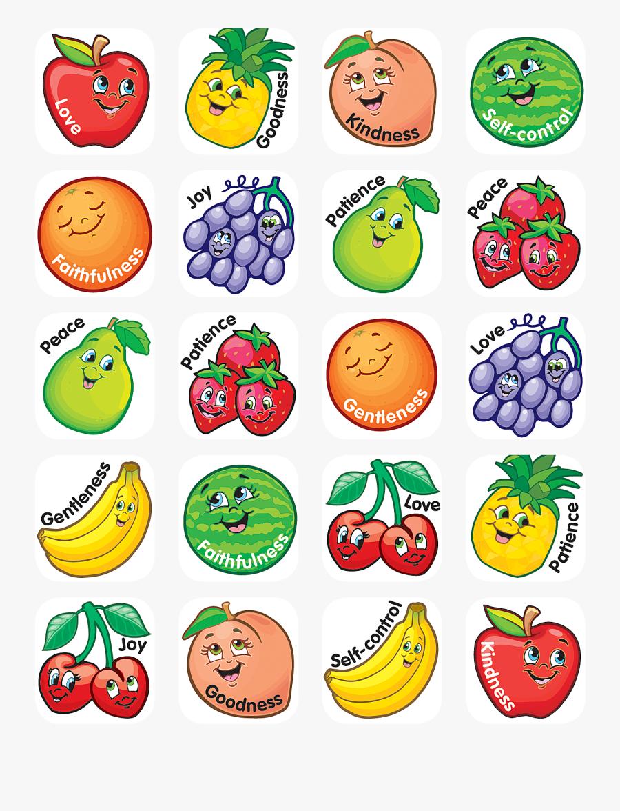 Fruits Of The Spirit Fruits, Transparent Clipart