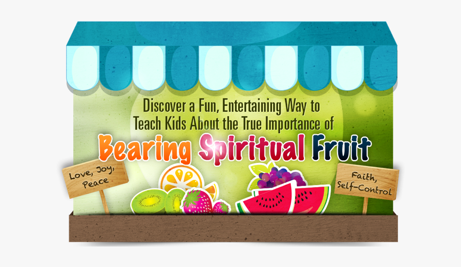 Fruit Of The Spirit Png - Fruit Of The Holy Spirit, Transparent Clipart