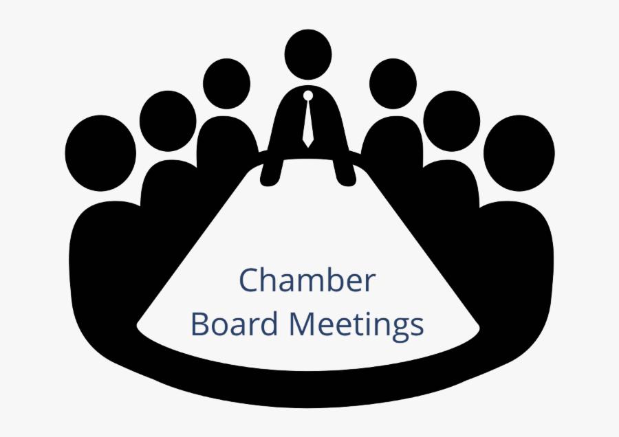Board Of Directors Icon, Transparent Clipart