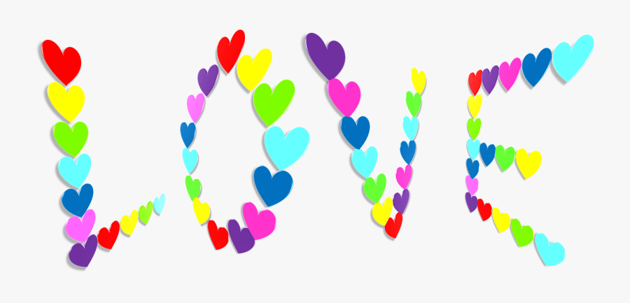 Valentine Day Love 3d Heart Png Image - Png Dia Del Amor, Transparent Clipart
