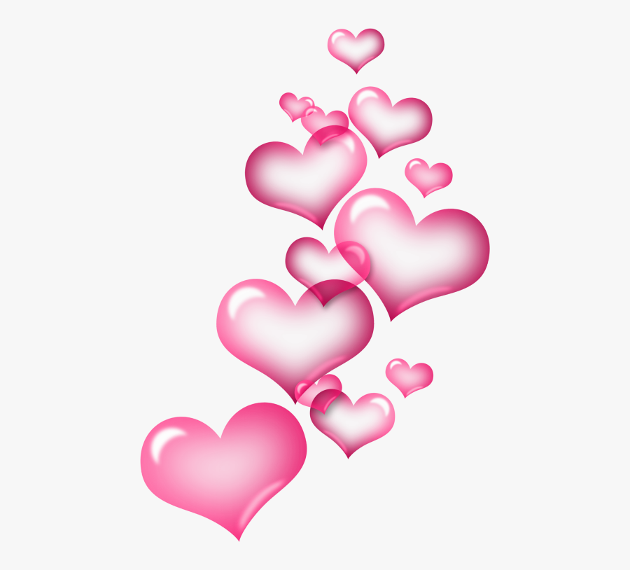 Love Stickers Picsart Art Photography Artistic Photography - Valentines Day Hearts Png, Transparent Clipart