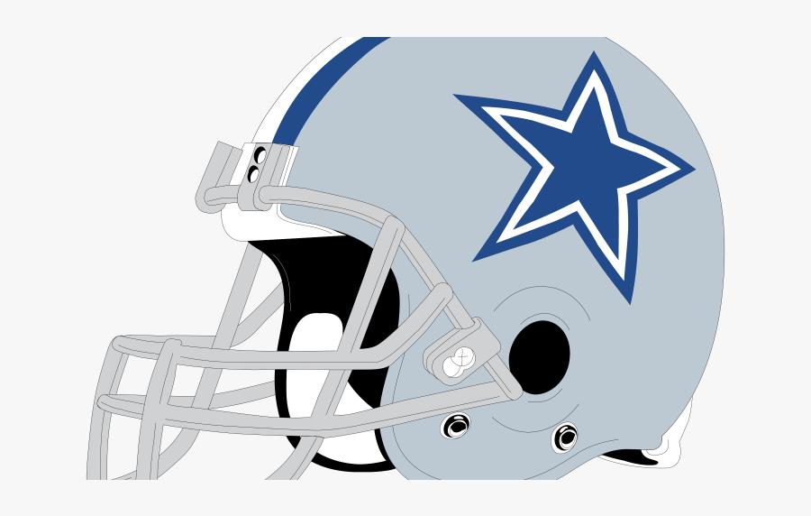 Dallas Cowboy Logo Png Transparent & Svg Vector Freebie - Transparent Dallas Cowboys Helmet Clipart, Transparent Clipart