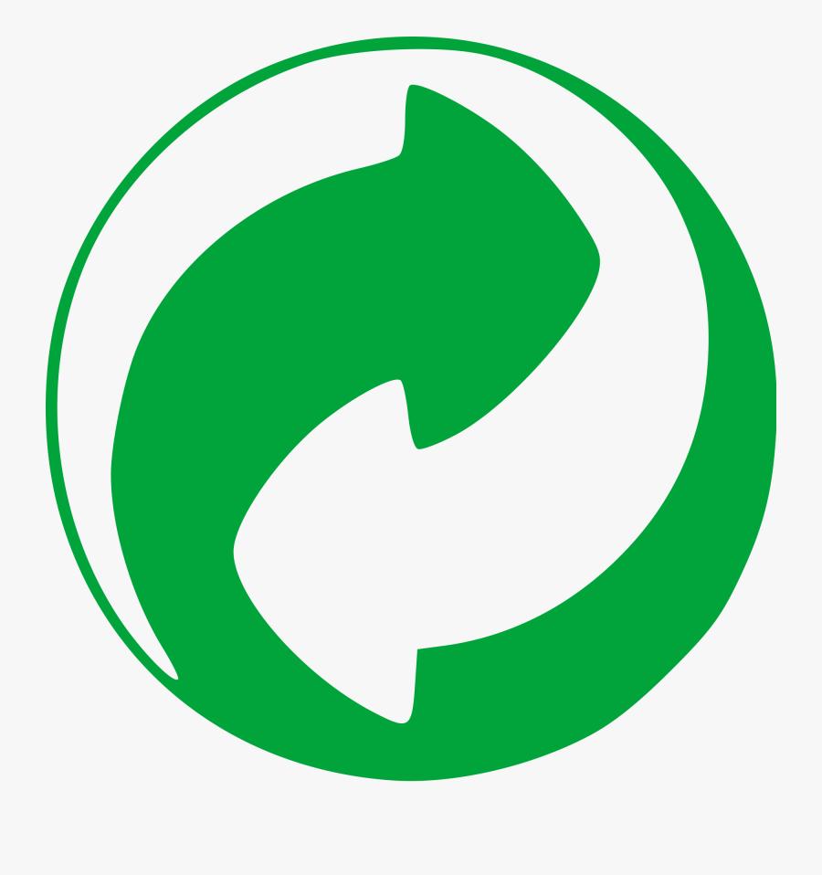 Green Dot - Green Dot Symbol Png, Transparent Clipart