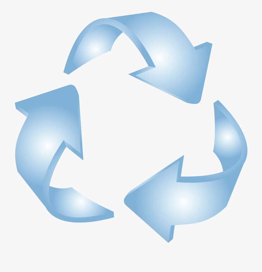 Learn, Acquire, Then Apply - Vector Of Recycle Symbol, Transparent Clipart