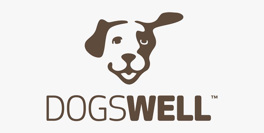 Clip Art Dog Food Logo - Dog Licks, Transparent Clipart