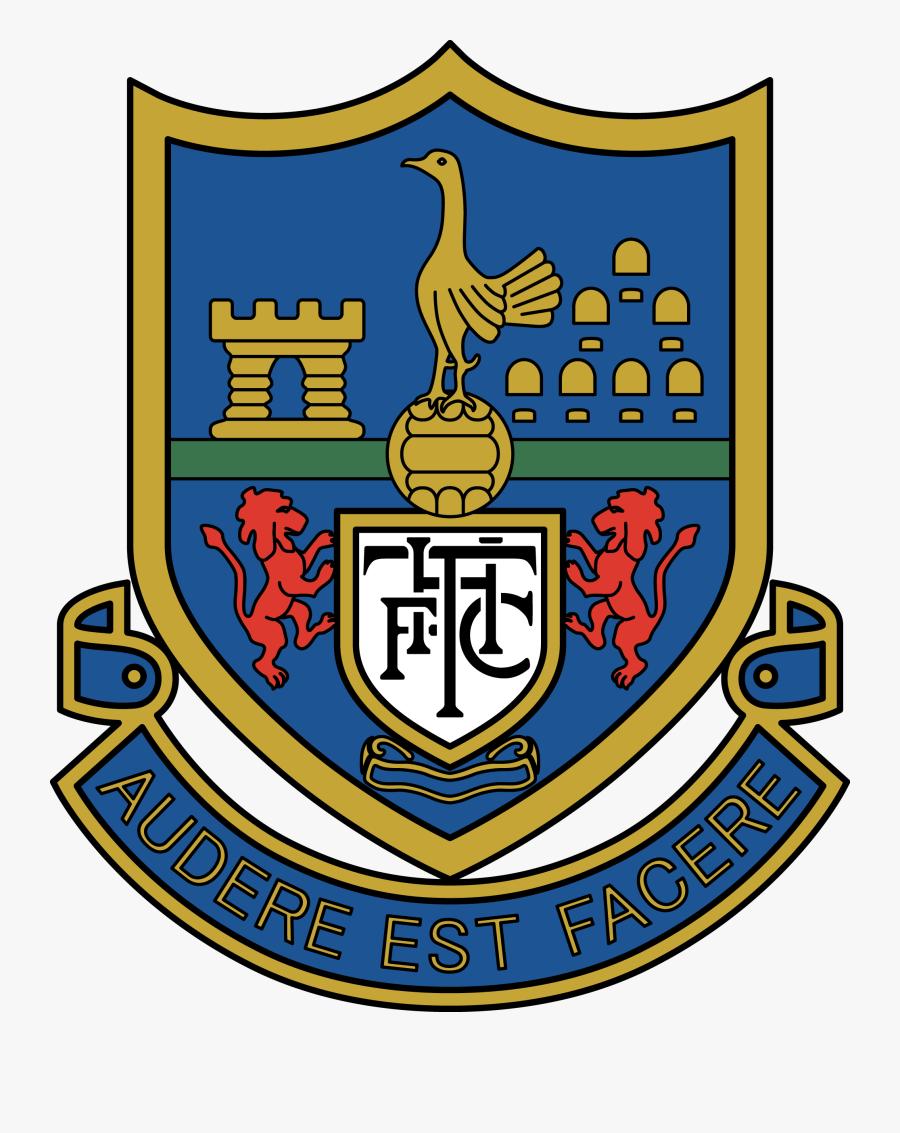 Tottenham Hotspur Club Crest Free Transparent Clipart Clipartkey