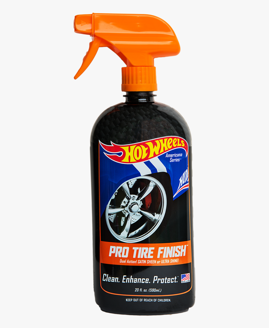 Hot Wheels Car Care Products, Transparent Clipart