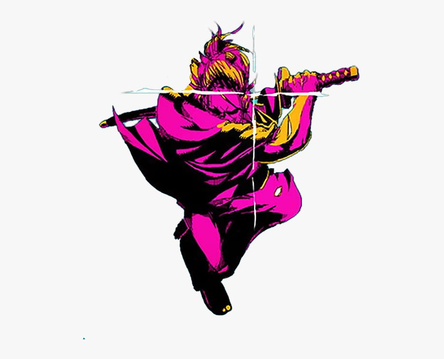 Character Stats And Profiles - Katana Zero Main Character, Transparent Clipart