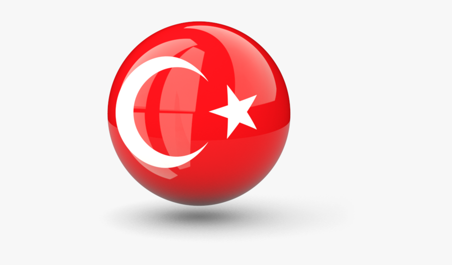 Turkish Download Turkey Flag Png Clipart - Turkish Flag Icon Png, Transparent Clipart