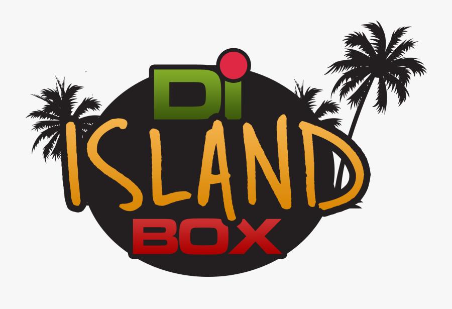 Di Island Box - Illustration, Transparent Clipart