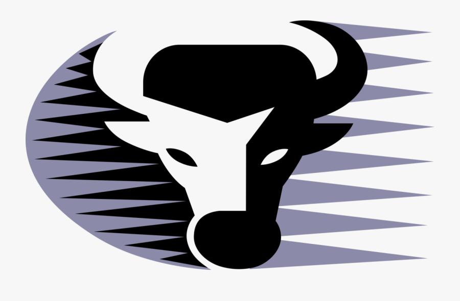 Bull Vector Png, Transparent Clipart