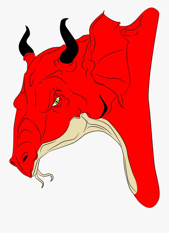 Bull head Clipart   k11403770   Fotosearch