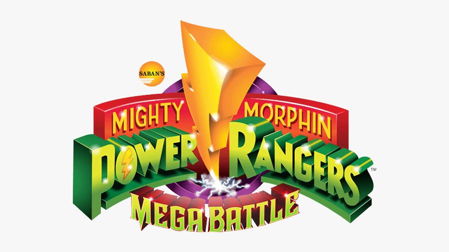 Helmet Clipart Mighty Morphin Power Rangers - Graphic Design, Transparent Clipart