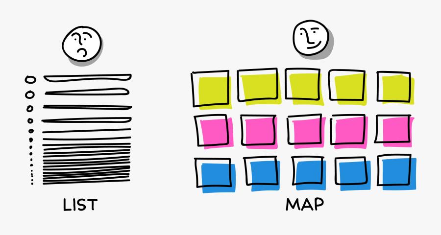 Service Blueprint Template Icon, Transparent Clipart
