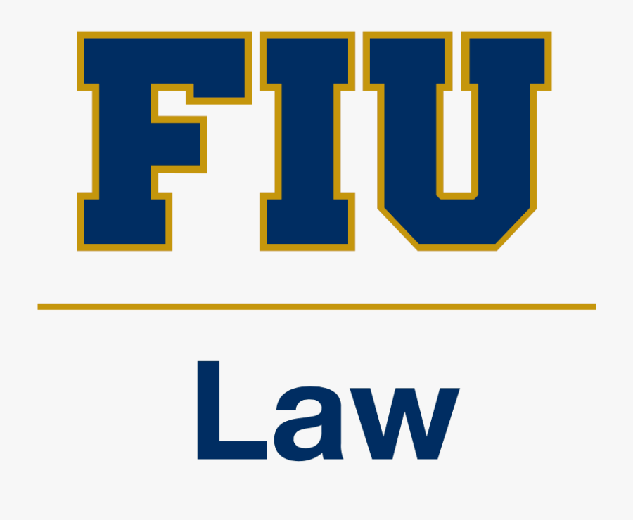 Florida International University College Of Law Logo - Florida International University, Transparent Clipart