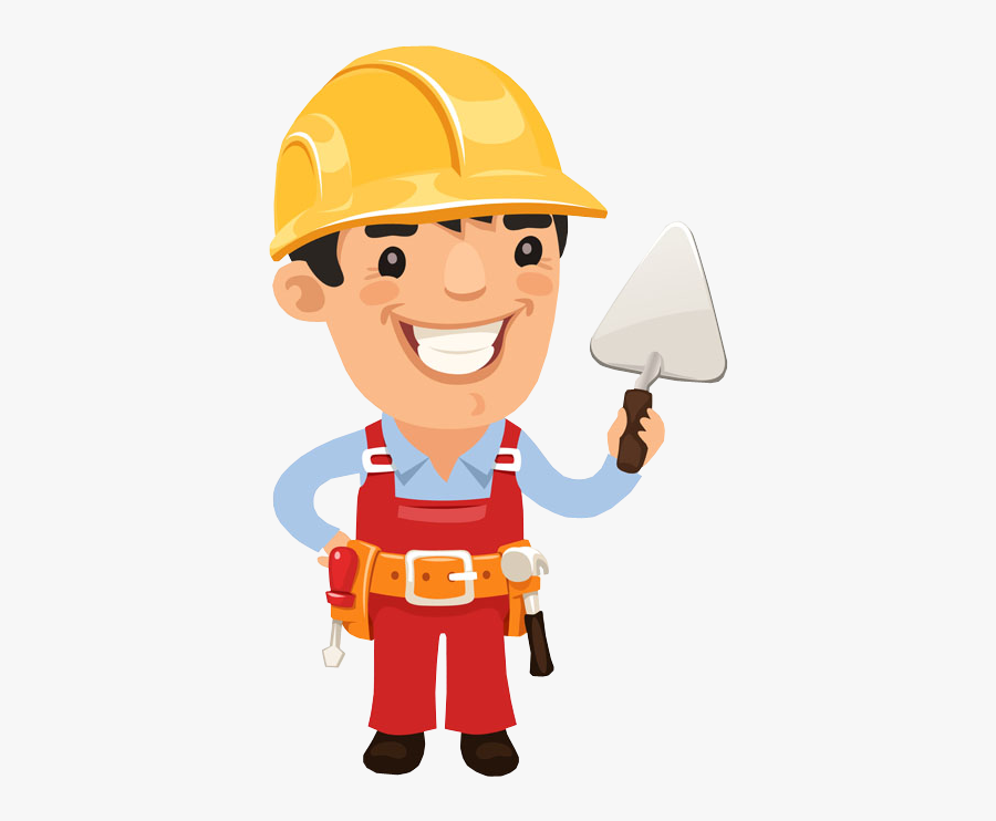 Labor Day Worker Png, Transparent Clipart