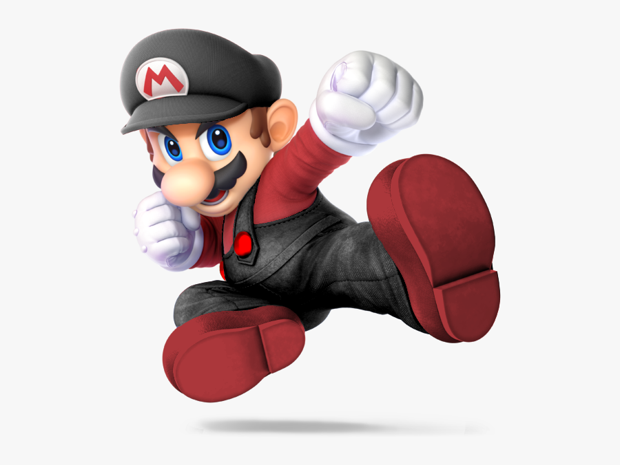 Mario De Super Smash Bros Ultimate, Transparent Clipart