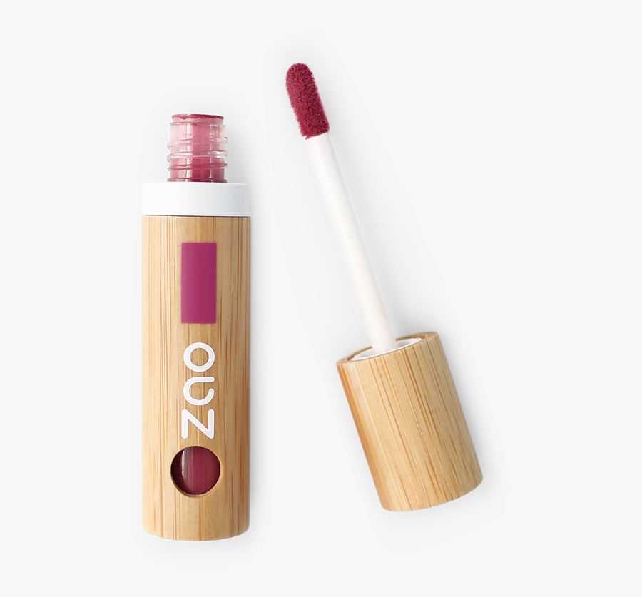 "Zao Makeup Lip Ink 440 Red Tango Open""  Class=""lazyload - Zao Lip Tint, Transparent Clipart"