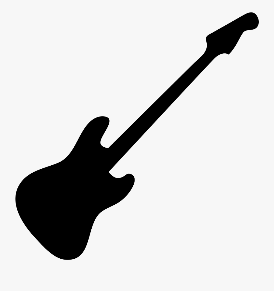 Black Bass Guitar Png Free Transparent Clipart Clipartkey