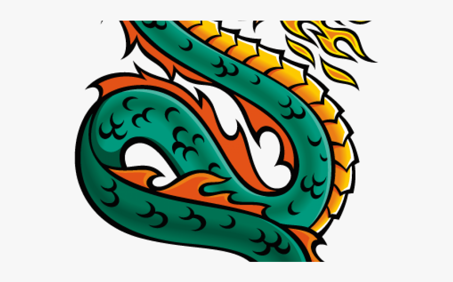 Color Chinese Dragon Drawing Free Transparent Clipart Clipartkey