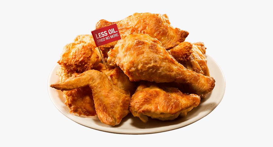 Omg Unfried Fried Chicken Kenny Rogers Roasters - Kenny Rogers Unfried Fried Chicken, Transparent Clipart