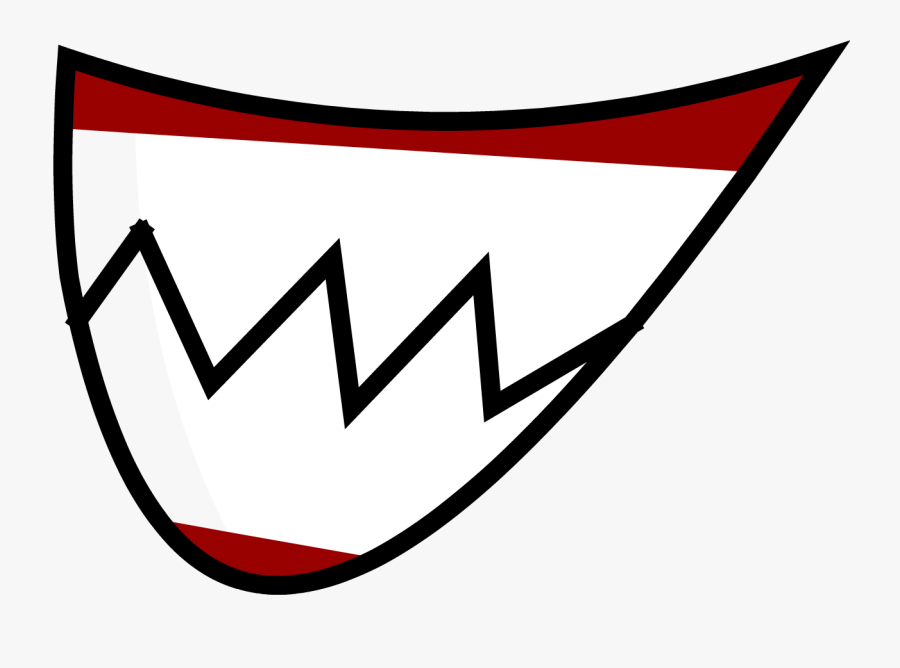 Transparent Big Teeth Clipart - Teeth Big Smile Png, Transparent Clipart