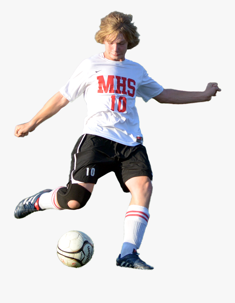 Kid Playing Png - Kid Playing Soccer Png, Transparent Clipart
