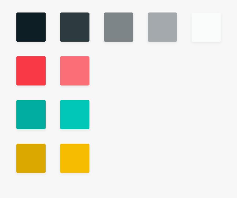 Clip Art Color Palette Image - Color Palette Transparent, Transparent Clipart