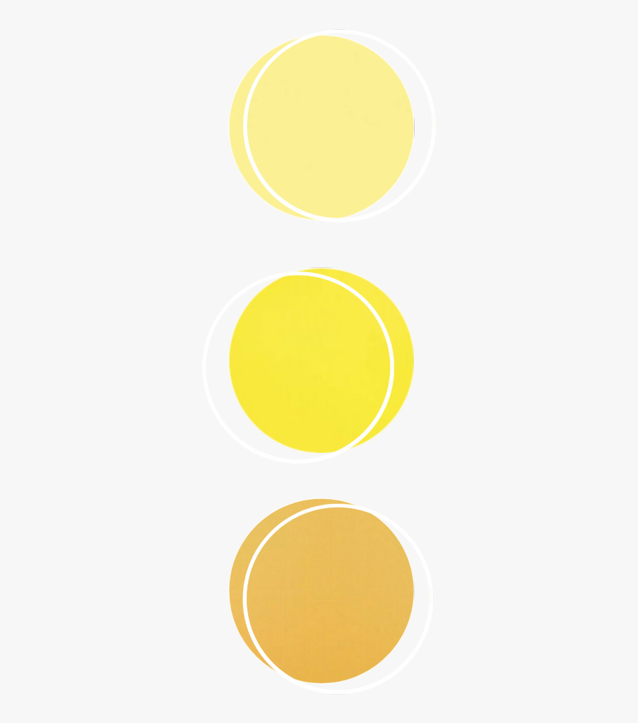 #color #yellow #palette #anatomy #aesthetic #kpop - Yellow Color Palette Aesthetic, Transparent Clipart