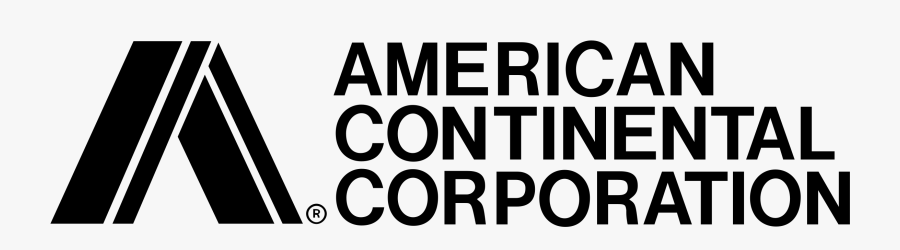 Clipart Black And White American Continental Logo Png - Attention Chariot, Transparent Clipart
