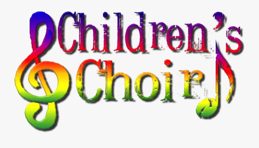 Concert Clipart Church Choir - Children's Choir, Transparent Clipart