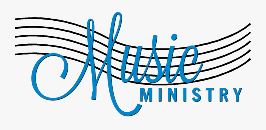 Music Ministry Blu - Music Ministry Png, Transparent Clipart