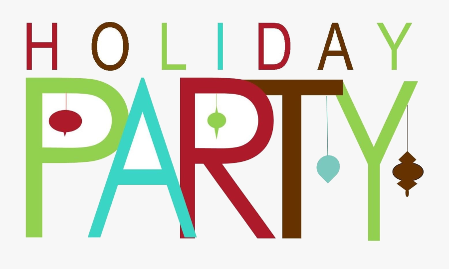 Winter Party Holiday Clipart Transparent Png - You Re Invited Holiday Party, Transparent Clipart