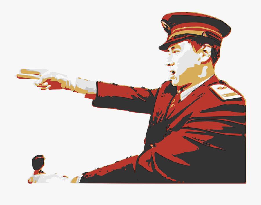 Propaganda, China, Chinese, Li Xiaodong, Man, Speech - China Offensive Hand Gestures, Transparent Clipart