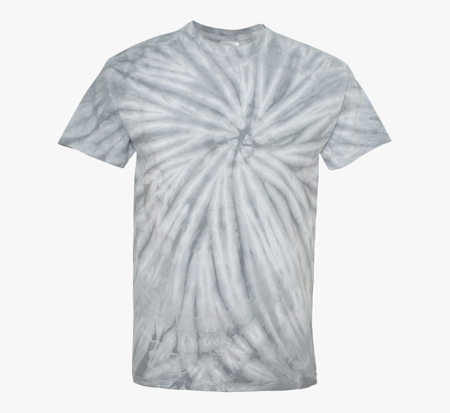 Great Mens Template Images - Grey And White Tie Dye Shirt, Transparent Clipart