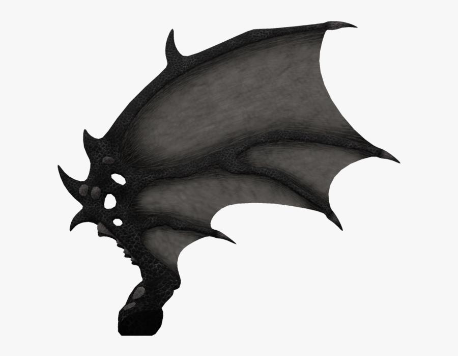 Transparent Background Dragon Wings Png, Transparent Clipart