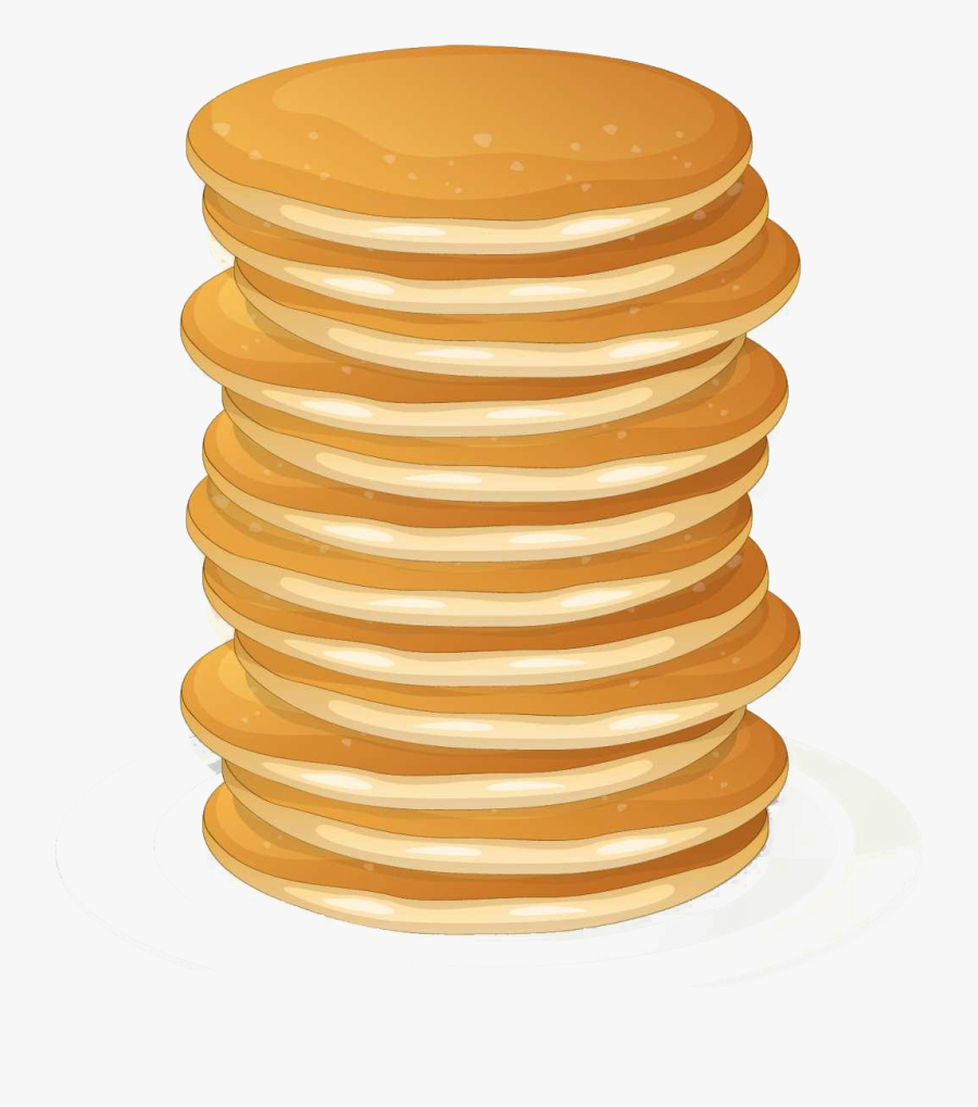 Clip Art Biscuit Biscuits - Clipart Pancake Cartoon, Transparent Clipart