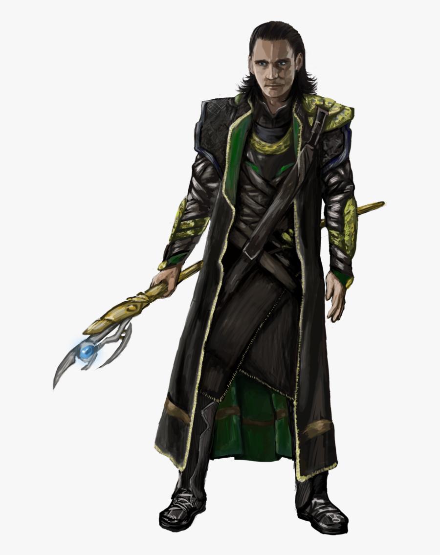 Action Figure,fictional - Avengers Loki Png, Transparent Clipart