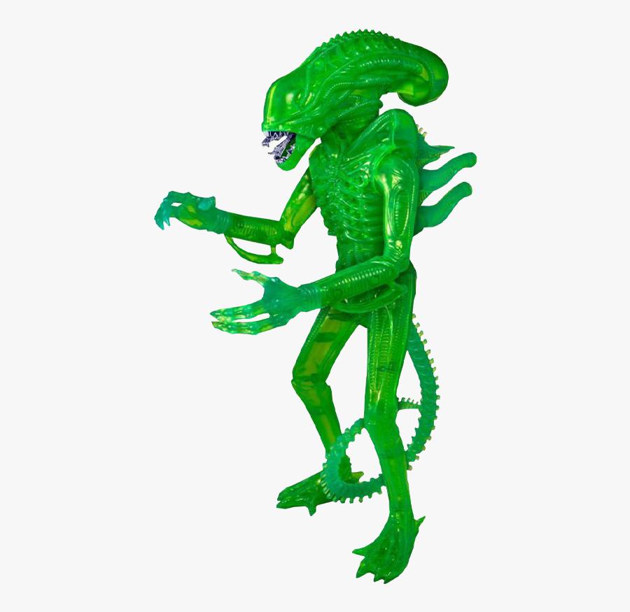 Transparent Toy Story Alien Clipart - Alien Action Figure Green, Transparent Clipart