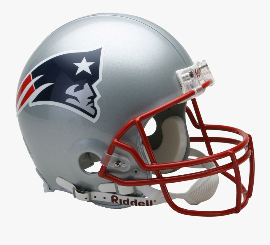 Riddell Deluxe Replica Helmet - Jets Football Helmet, Transparent Clipart